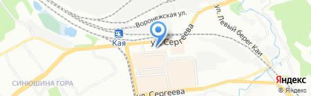 РемСтрой на карте Иркутска