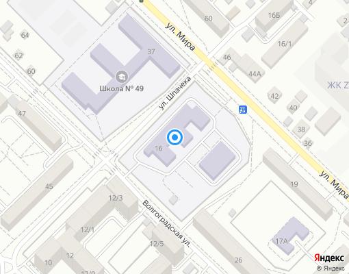 Товарищество собственников жилья «ТАО» на карте Иркутска
