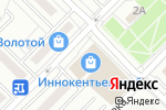 Схема проезда до компании Хлеб Соль в Иркутске