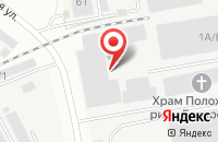 Схема проезда до компании Транс-Капитал в Иркутске