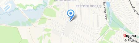 Сибэлектроснаб на карте Иркутска