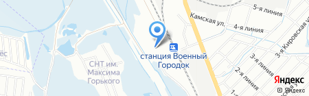 Новая Эра на карте Иркутска