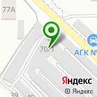 Местоположение компании Автогаражный кооператив №85
