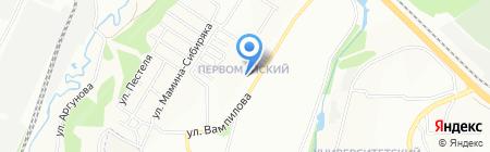 Совкомбанк на карте Иркутска