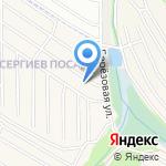 Иркутское общество сознания Кришны на карте Марковой