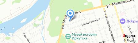 ReVOLT на карте Иркутска
