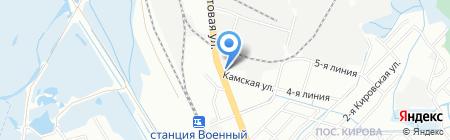 Original Sachs Service на карте Иркутска
