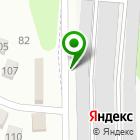 Местоположение компании ДетальДВ