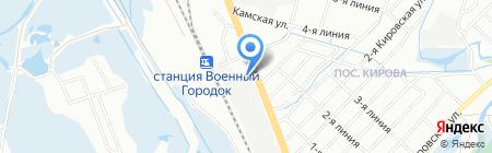 За недорого на карте Иркутска