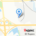 ТАГЕТ на карте Иркутска