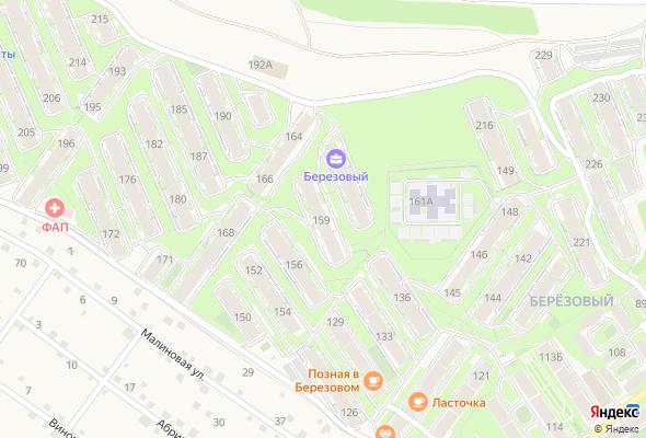купить квартиру в ЖК Березовый