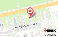 Схема проезда до компании Независимая Испытательная Лаборатория в Ижевске