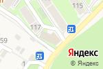 Схема проезда до компании Кружка в Марковой