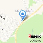 Российские железные двери на карте Марковой
