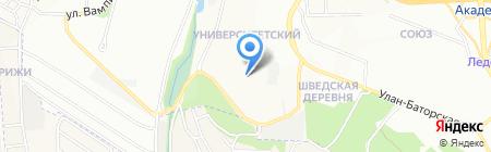 Мастер ПК на карте Иркутска