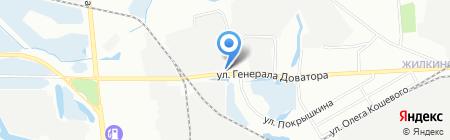 САР Индустрия на карте Иркутска