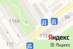 Схема проезда до компании Арлекин в Марковой