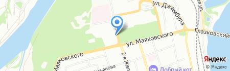 Правовая защита на карте Иркутска