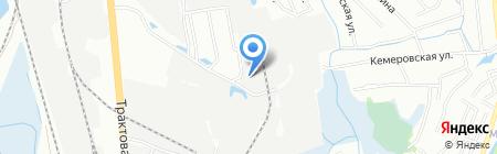 ИркутскСтройТехника на карте Иркутска