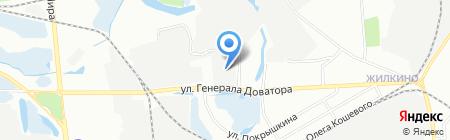 САР Логистик на карте Иркутска