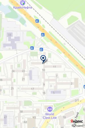 АЗС КАРАБЕЛЬНИКОВ В.И. на карте Иркутска