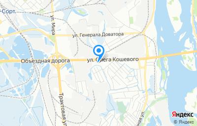 Местоположение на карте пункта техосмотра по адресу г Иркутск, ул Трактовая, д 15А