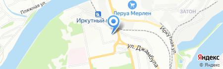 ВСЕЛЕНИУМ на карте Иркутска