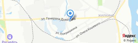 Специальная коррекционная школа №6 г. Иркутска на карте Иркутска