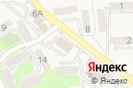 Схема проезда до компании ПИТ СТОП в Марковой