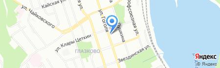 Хай-Тек Иркутск на карте Иркутска