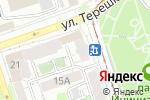 Схема проезда до компании Компания по ремонту обуви и кожгалантереи в Иркутске