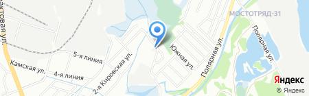 АвтоProfi на карте Иркутска