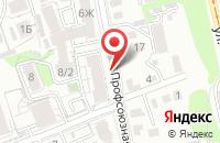 Схема проезда до компании Продюсерский Центр Аркадия Стародубцева в Иркутске