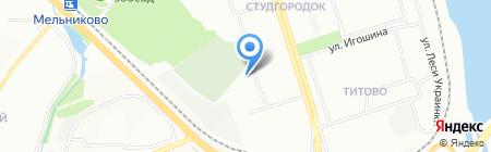 Промавтоматика на карте Иркутска