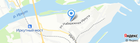 Авто Век на карте Иркутска