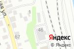 Схема проезда до компании Стаксель в Иркутске