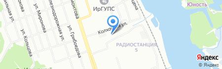 Ваш дом на карте Иркутска