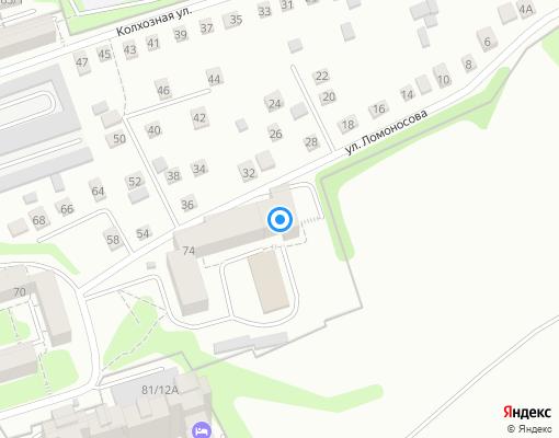 Товарищество собственников жилья «Новое Левобережье» на карте Иркутска