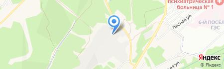 Авто Маяк на карте Иркутска