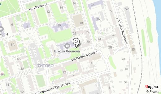 IRKBUS. Схема проезда в Иркутске