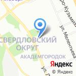 Для всей семьи на карте Иркутска