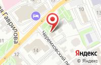 Схема проезда до компании Сибметаллика в Иркутске