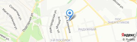 Сиброн Консалт на карте Иркутска