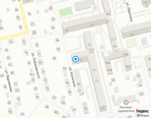 Управляющая компания «Холдинг-Радужный» на карте Иркутска
