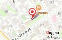 Схема проезда до компании Саянская Инвестиционная Компания в Иркутске