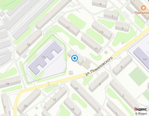 Товарищество собственников жилья «Люмен» на карте Иркутска