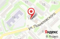 Схема проезда до компании Центровой в Иркутске