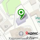 Местоположение компании Православная студия искусств