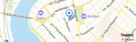 ТВОЙ СТИЛЬ на карте Иркутска
