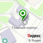 Местоположение компании Центр оперативной полиграфии и дизайна